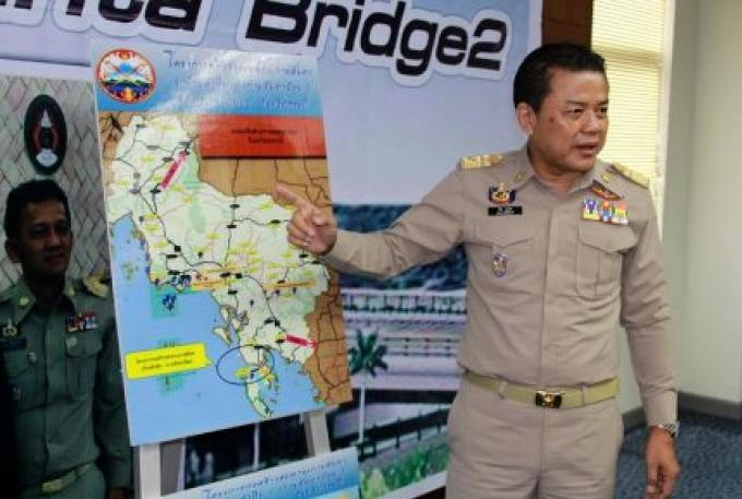 Le nouveau pont de Koh Lanta approuvé