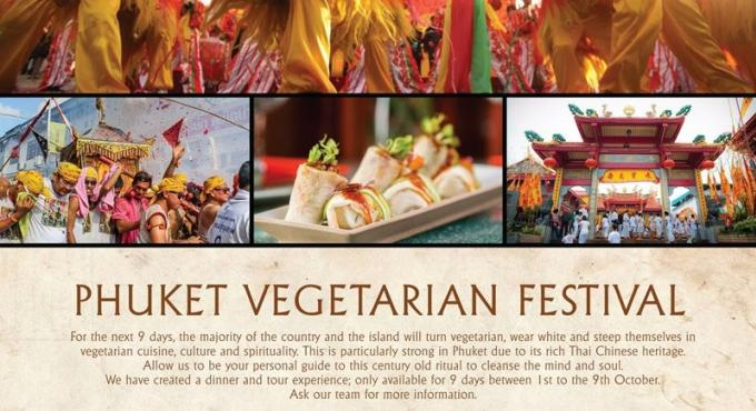 Banyan Tree Phuket accueille le festival végétarien