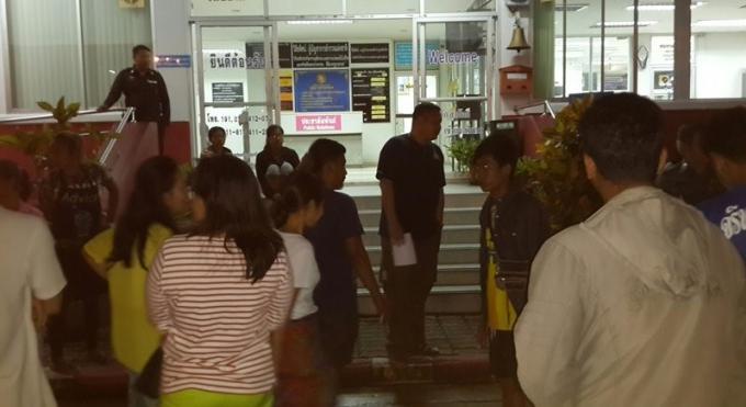 L'officier de police de Phang Nga inculpé de conduite en état d'ivresse