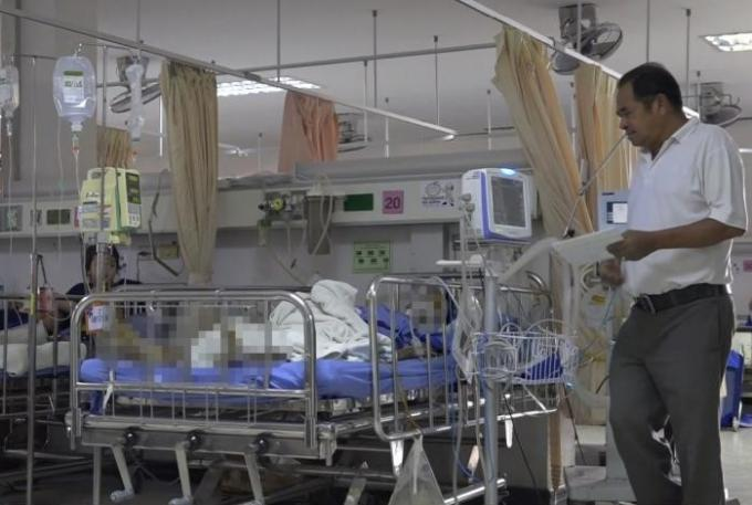 Un birman décède suite à des blessures anales