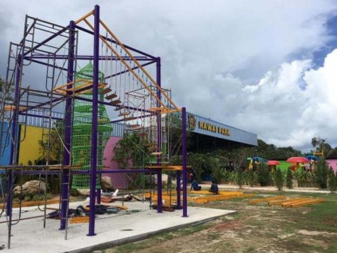 Une annonce officielle du Rawai Park faite le 8 septembre