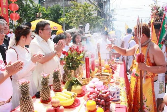 Le Festival Végétarien de Phuket bat son plein