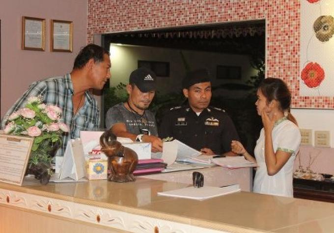 Des voleurs armés prennent au Spa de Phuket B500k