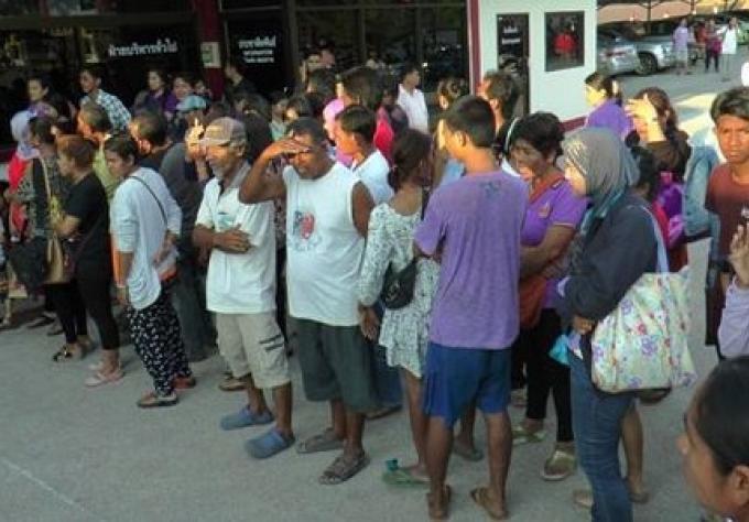 281 détenus sont sortis de la prison de Phuket vendredi 2 avril.