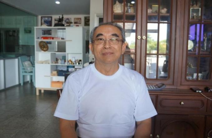 L'esprit du Festival Végétarien expliqué par le responsable de l'association des temples de P