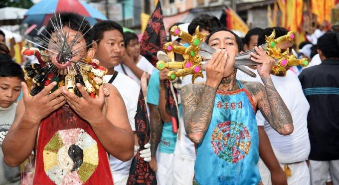 Festival Végétarien : le spectacle attire les foules