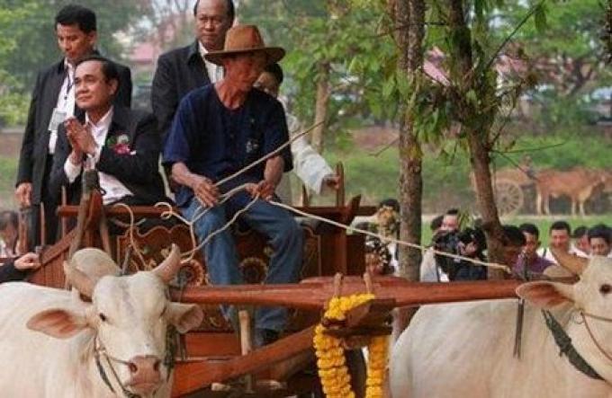 Le gouvernement donne des parcelles de terre aux paysans sans terre