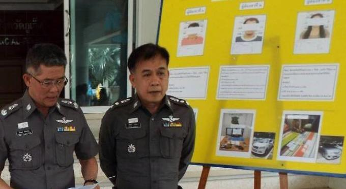 Coup de filet anti-drogue à Phuket : trois suspects arrêtés, 71,000 pilules de meth et un demi ki