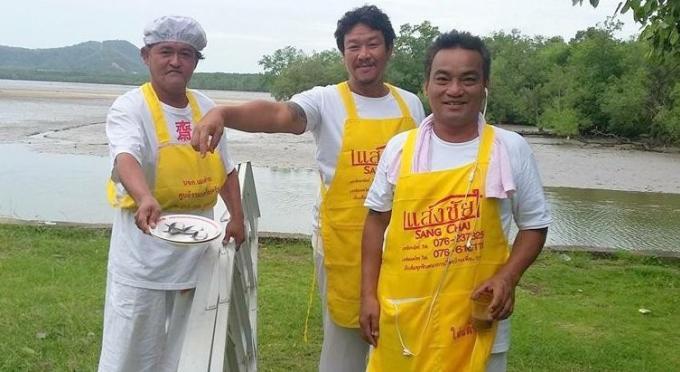 Un cuisinier du Festival s'insurge contre les pollueurs
