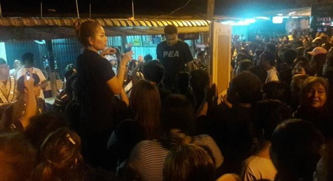 A Phang Nga, un est homme inculpé de lèse-majesté après une diatribe acerbe postée sur Facebook