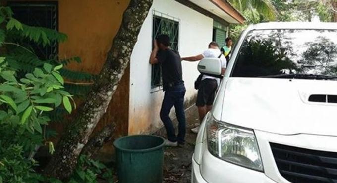 Défoncé au 'ya bah', un homme de 25 ans est arrêté pour lèse-majesté