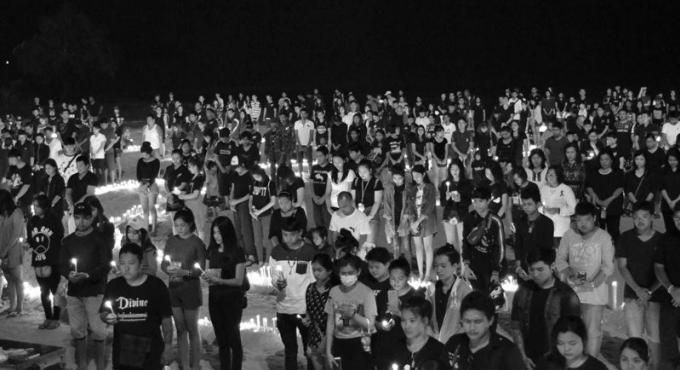 Phuket poursuit le deuil de SM le Roi Bhumibol