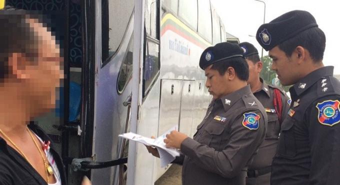 Arrestation à Phuket d'un guide chinois