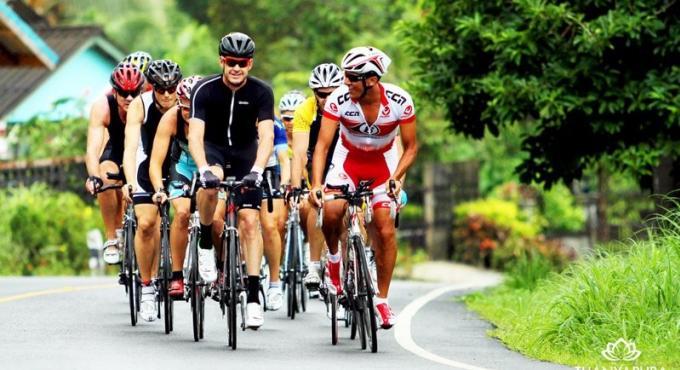 La 'Classic Cycling Race' revient à Phuket pour sa troisième année