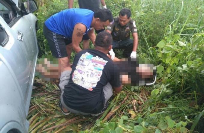 Un individu abattu au M16 a Krabi