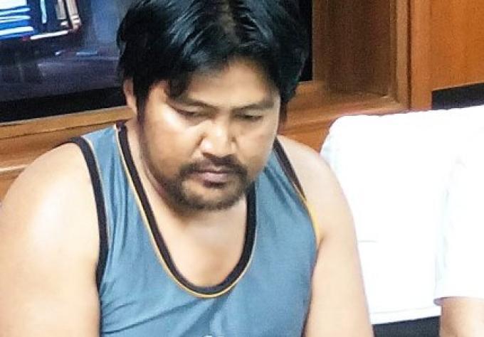 L'homme présumé coupable d'agression sur le bébé d'un an, s'est rendu