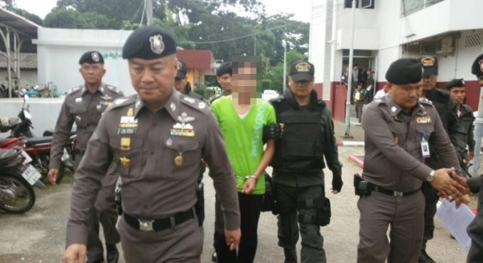 Deux suspects des attentats de Phuket arrêtés par la police