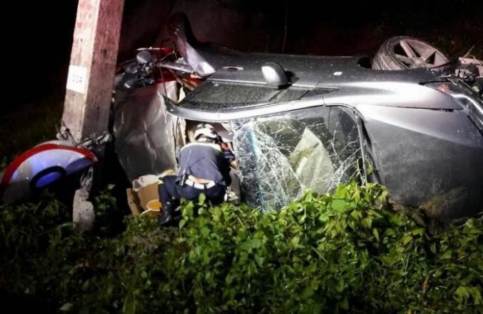 Deux russes tués dans un effroyable accident