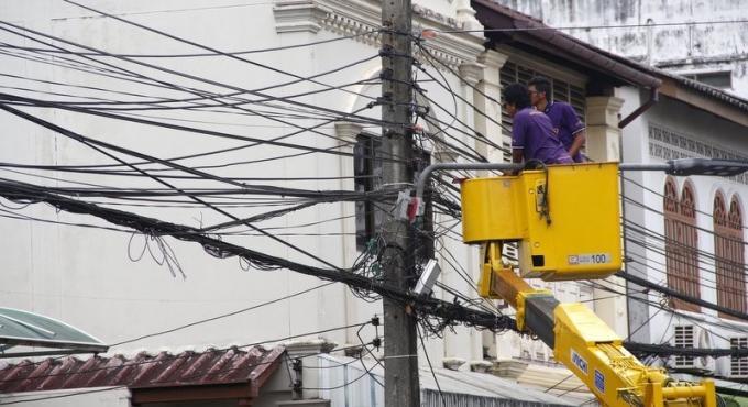 Des coupures de courant sont prévues à Phuket Town demain
