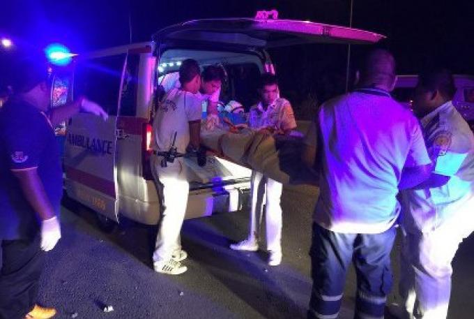 Un jeune de 22 ans retrouvé mort dans un fossé. La police recherche le conducteur de cette voiture