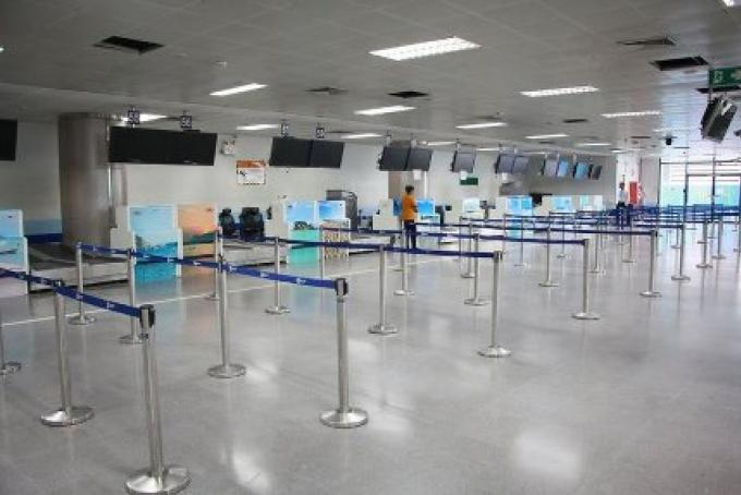 Le Terminal Vols Interieurs de l''aéroport de Phuket L'aéroport de Phuket subira des rénovations