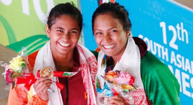 Une nageuse de la BISP remporte 8 médailles d'or