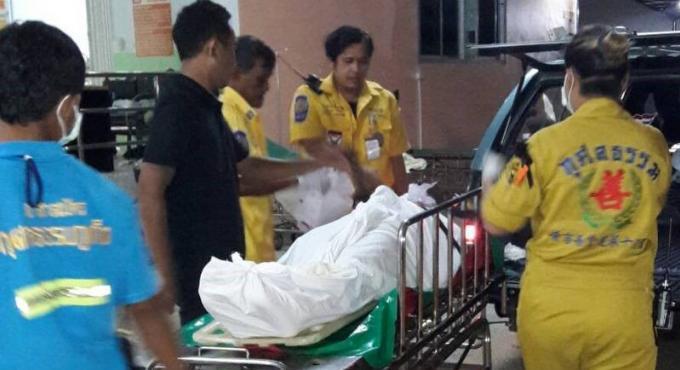 La police enquête sur la mort d'un thaï de 30 ans, dans ce qui semble être un suicide par élec