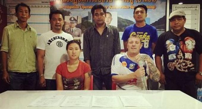 Un australien et une Thaïlandaise arrêtés pour fraude
