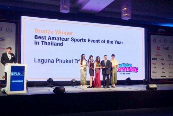 Laguna Phuket Triathlon, l'un des meilleurs évènements sportifs amateur de l'année