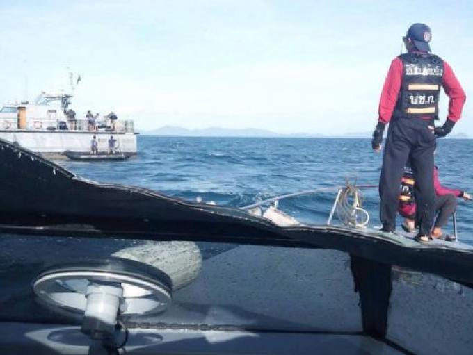 Ferry: recherche de la fillette manquante