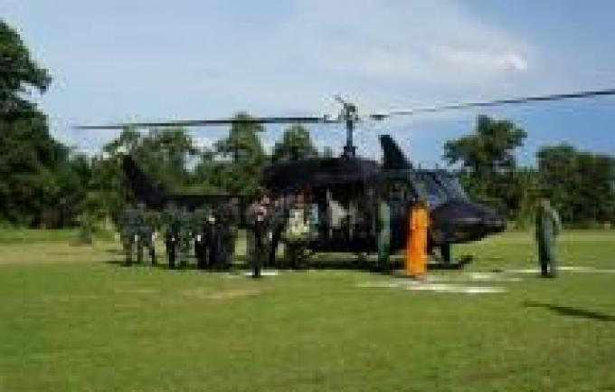 Le corps d'un soldat originaire de Phuket de retour sur l'ile