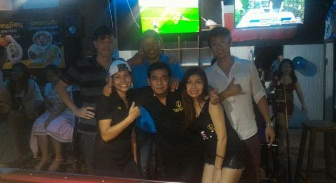 1Bar sacré champion de la Patong Pool League