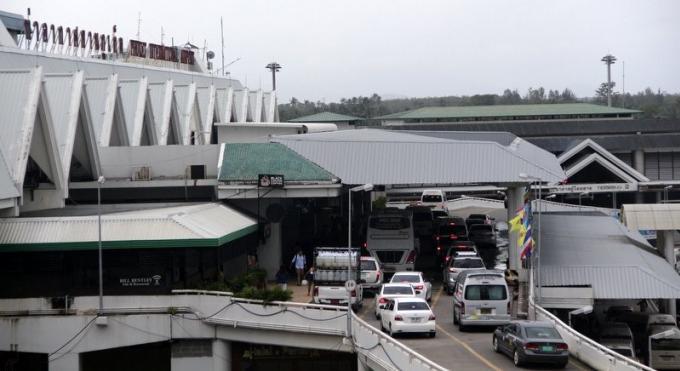 Retards et perturbations majeures dus aux travaux de rénovation…L'aéroport de Phuket demande d