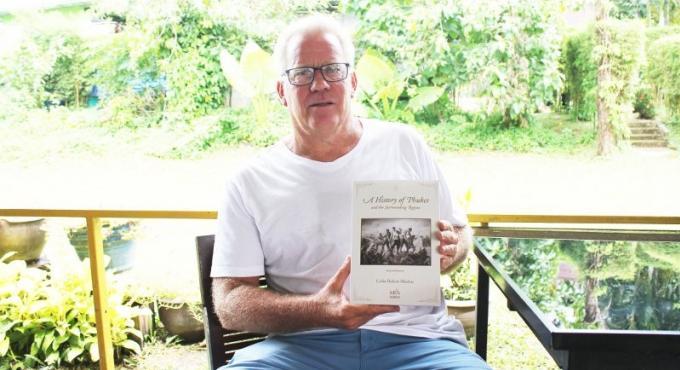 Un auteur de Phuket révèle encore plus d'histoires excitantes sur l'Histoire de l'ile