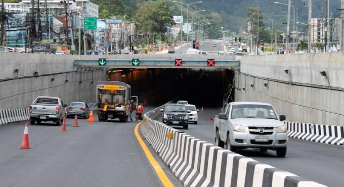 Le tunnel de Samkong fermera pour les finitions
