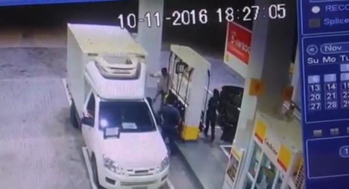 Agression du pompiste, l'automobiliste condamné à une amende