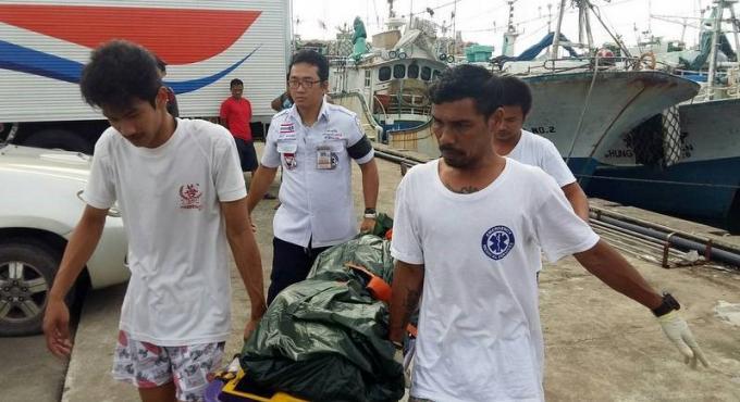 La police a du mal à identifier le corps décomposé retrouvé au port de pêche