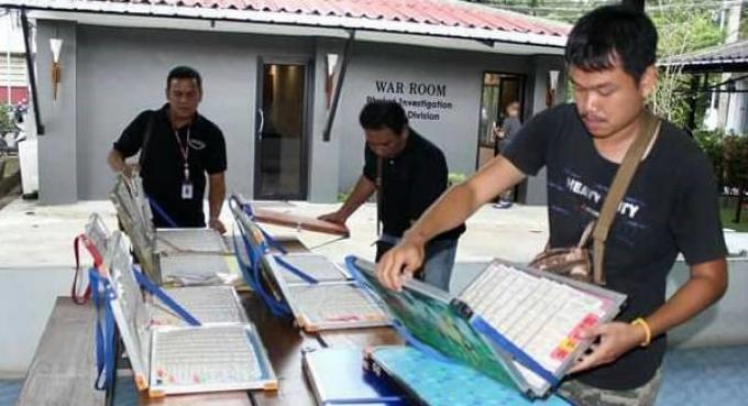 Billets de loterie surfacturés, la police arrête les vendeurs
