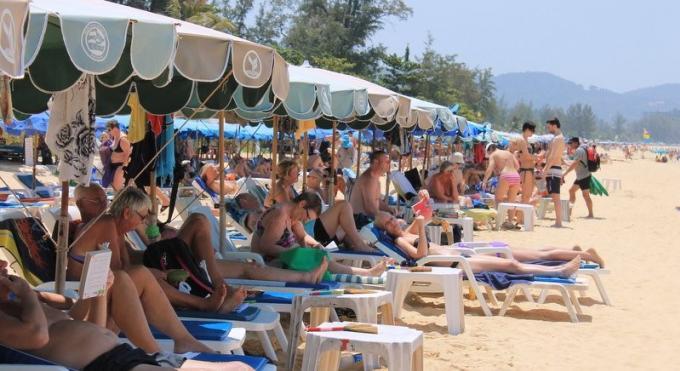 Les touristes de Phuket partagés sur la virginité des plages