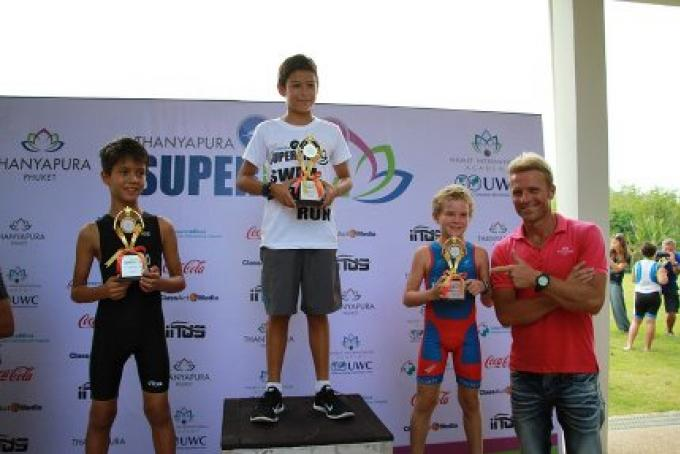 Triathlon Superkidz à Phuket
