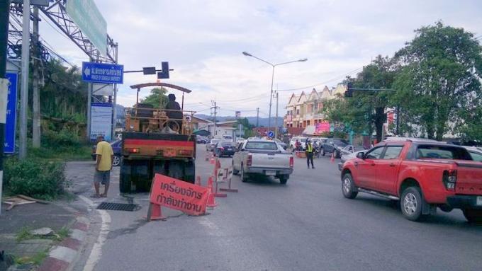 La route du campus PSU fermée pendant cinq jours pour travaux