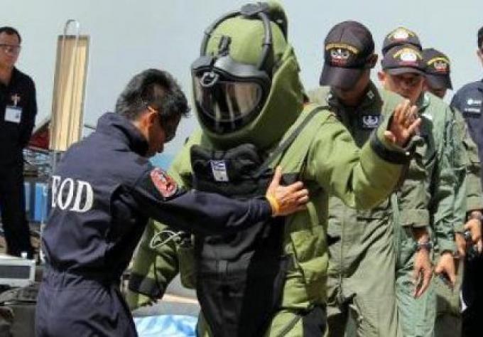La police de Phuket renforce la sécurité après la voiture piégée de koh Samui