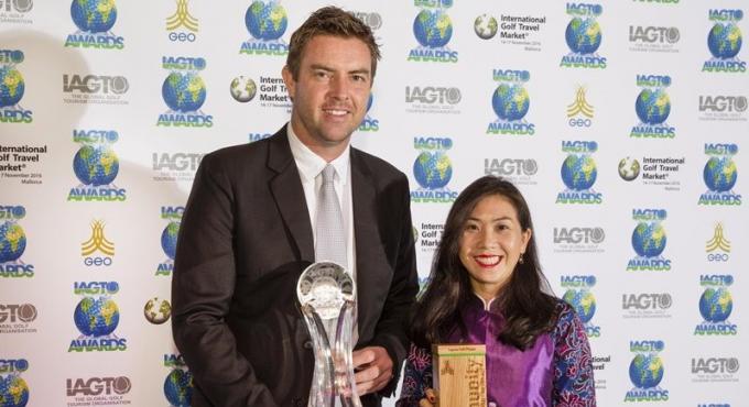 Laguna Golf remporte deux prix aux '17th Annual IAGTO Awards 2017'