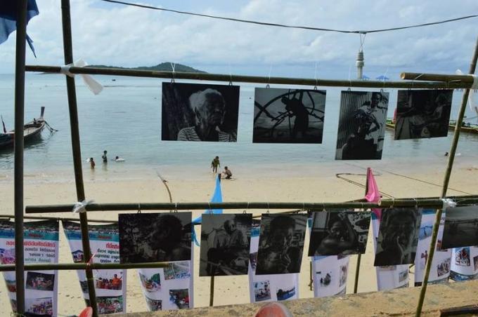 Les Sea gypsies défendent leur mode de vie traditionnel