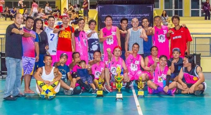 Jer-Jer accélère vers une victoire à la Phuket Pinoy Cup 2016