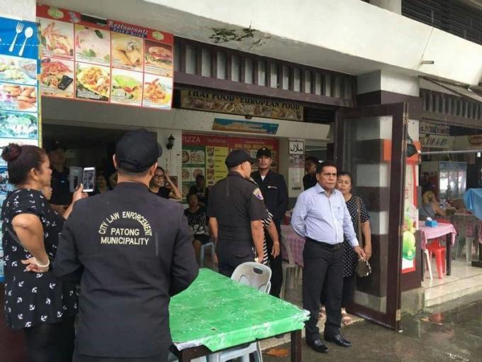 Le gouverneur de Phuket offre un sursis aux commerçants du Loma Park