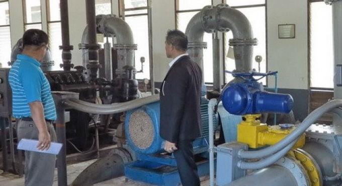 L'approvisionnement en eau de Patong, Kata et Karon sera perturbé jusqu'à vendredi prochain