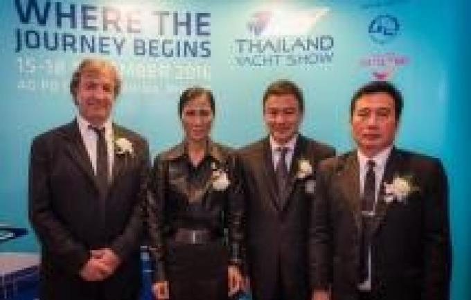 Les organisateurs du Thailand Yacht Show veulent faire du pays Le hub maritime asiatique