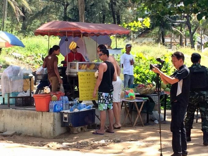 A Phuket, l'armée étudie les accusations de corruption militaire