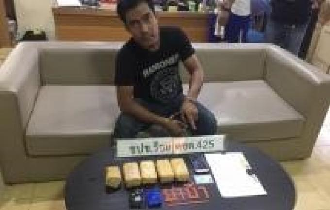 La route de la drogue Songkhla Phuket débusquée